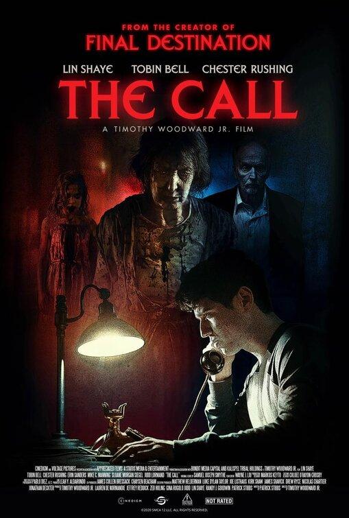 مشاهدة وتحميل فيلم الرعب و الاثارة The Call 2020 HD مترجم اون لاين وتحميل مباشر فيلم The Call 2020 مترجم اونلاين