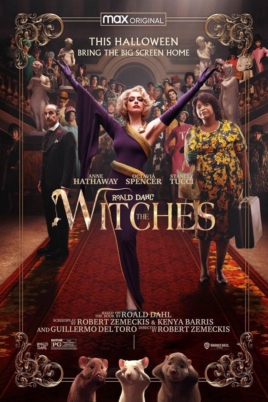 مشاهدة مباشرة فيلم The Witches 2020 مترجم egybest